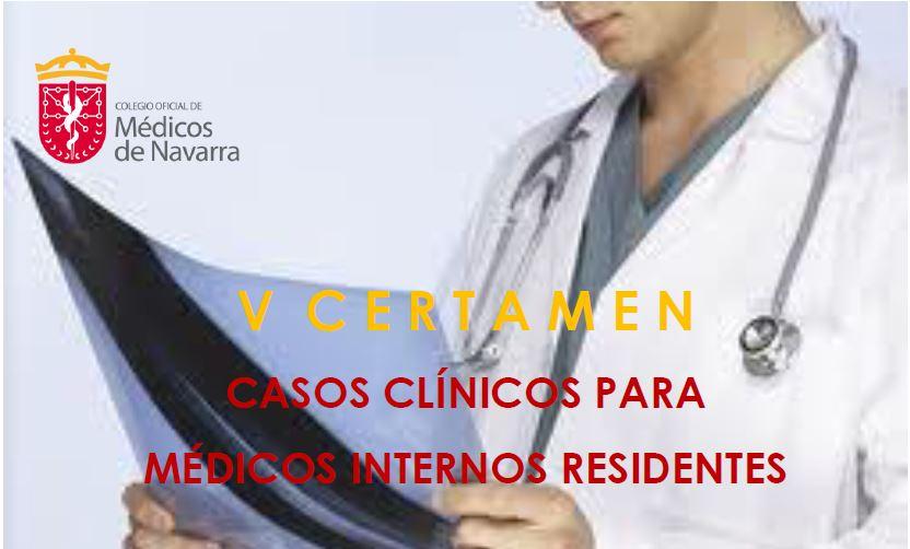 El 9 de Mayo: Presentación de los finalistas del V Certamen para Médicos Internos Residentes y entrega de premios.