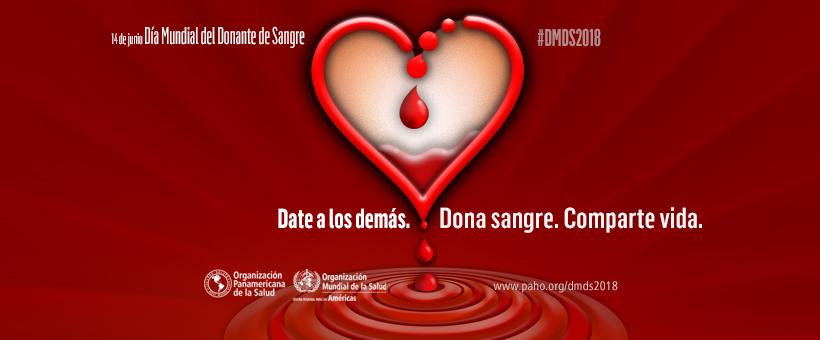 Cruz Roja Navarra celebra el 14 de junio el Día Mundial del Donante de Sangre.