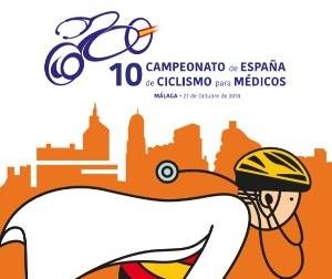 Málaga acoge el 27 de octubre el Campeonato de España de Ciclismo para Médicos.