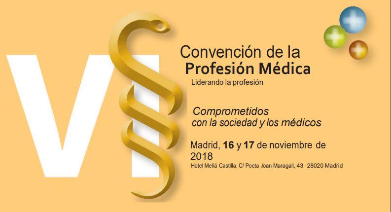 Género y Profesión, Eutanasia y la relación médico-paciente, entre los principales temas de la VI Convención de la Profesión Médica.