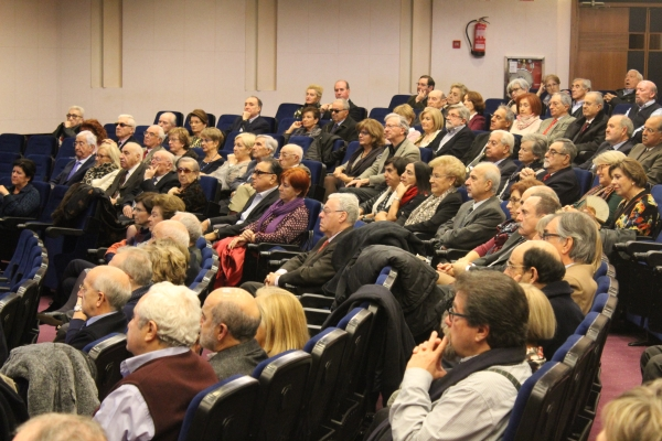 La Reunión Anual de la Vocalía de Médicos Jubilados se celebrará los días 10, 11 y 12 de Diciembre.