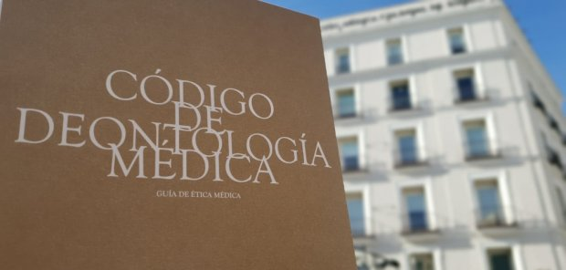 El CGCOM recibe más de 3.000 alegaciones a la actualización del Código de Deontología Médica.
