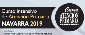 Curso Intensivo de Atención Primaria para la OPE 2018 de Navarra.