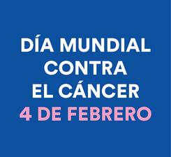 Día 4 de febrero, Día Mundial contra el Cáncer: en Navarra se diagnostican al año cerca de 3.400 casos de cáncer.