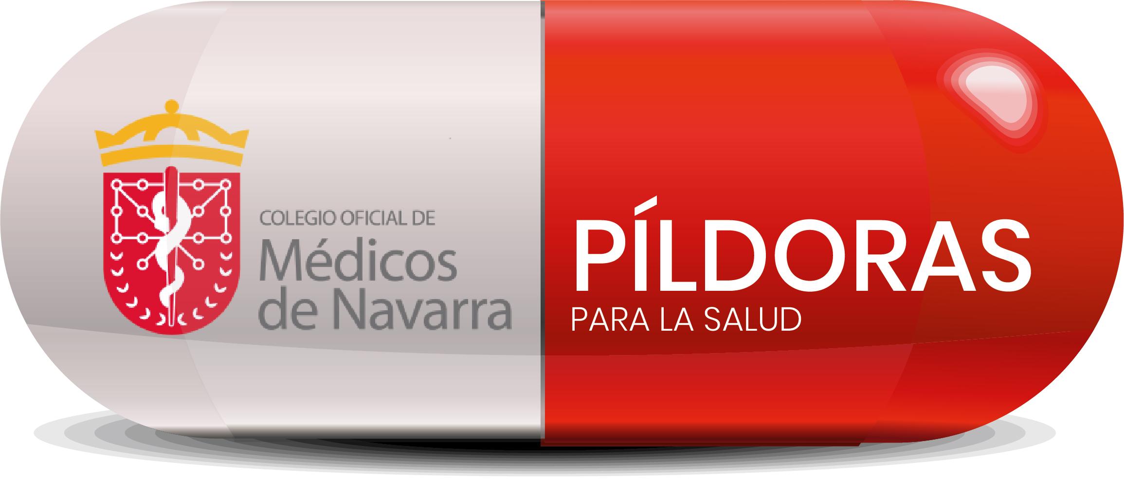 """El Colegio de Médicos de Navarra lanza la campaña audiovisual """"Píldoras para la Salud"""" dirigida a la ciudadanía."""