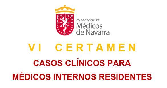 El Colegio de Médicos de Navarra convoca el VI Certamen de Casos Clínicos para Médicos Internos Residentes.