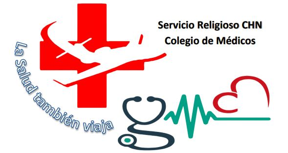 La salud también viaja. Dos nuevos destinos para viajar con el Servicio Religioso del CHN y el Colegio de Médicos.
