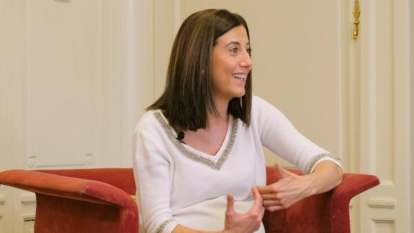 Píldora para la salud sobre el recién nacido prematuro con la Dra. Ana Lavilla.
