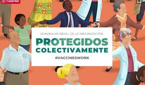 En la Semana Mundial de la Inmunización tres sociedades científicas informarán a los ciudadanos navarros sobre la importancia de la vacunación en niños y adultos.