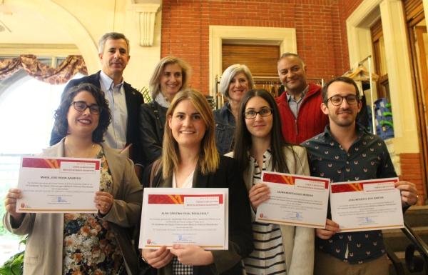 Premios del VI Certamen de Casos Clínicos para médicos internos residentes.