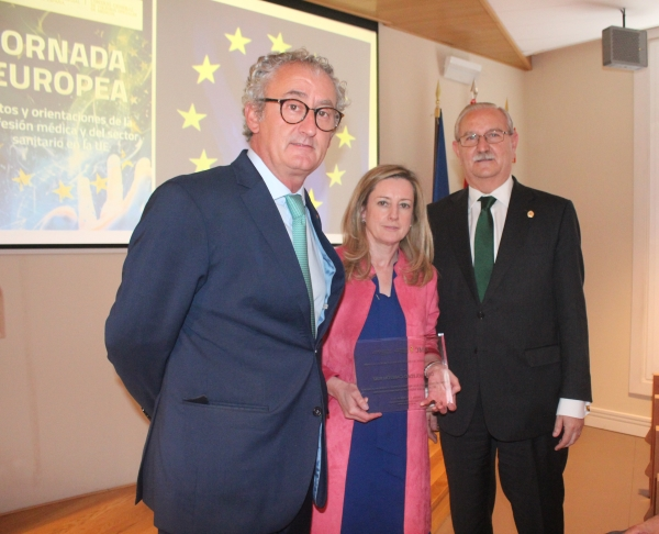 VI Jornada Europea del CGCOM: La profesión médica demanda una acción coordinada internacional contra el tráfico ilegal de órganos y la trata de seres humanos.