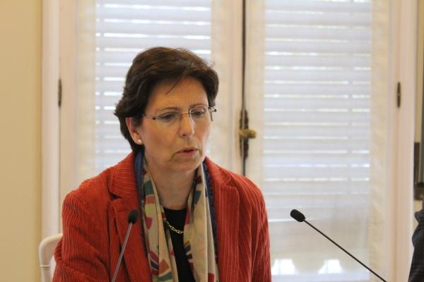 La Dra. Pilar León en la Comisión Central de Deontología del Consejo General de Colegios de Médicos (CGCOM)