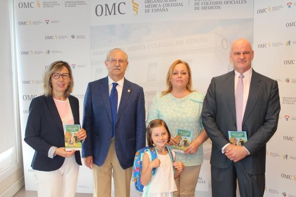 Nueva edición de la Campaña de Prevención de las Dolencias de la Espalda entre los escolares españoles.