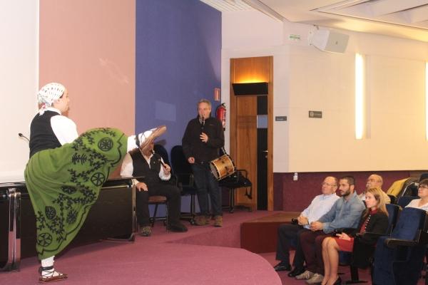 SEMES Navarra rinde homenaje al Dr. Pepe Elizalde en sus 25 Jornadas.
