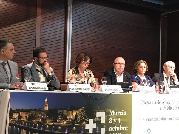 El Programa de Atención Integral al Médico Enfermo (PAIME) lleva atendidos en Navarra a 130 profesionales desde el año 2010.