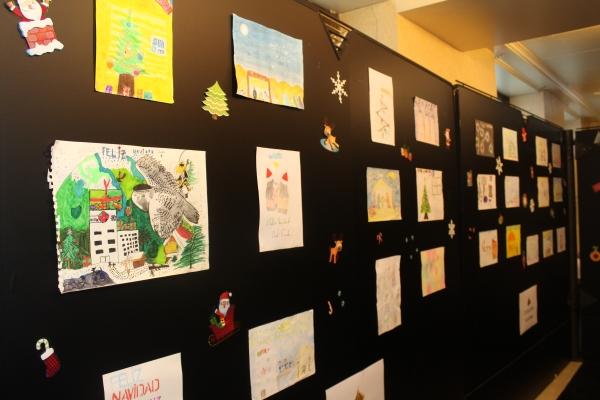 El próximo jueves, 19 de diciembre, a las 18 horas, entrega de premios del Concurso de Dibujos Navideños.
