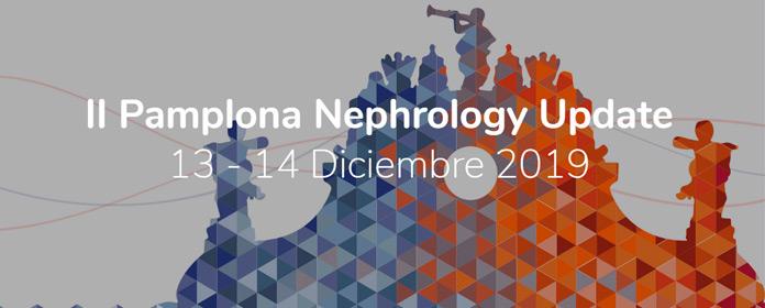 El 13 y 14 de diciembre se celebra en Pamplona el II Nephrology Update.