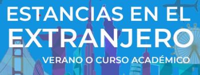 Sesión informativa sobre estancias en el extranjero: 23 de Enero, a las 18 horas.
