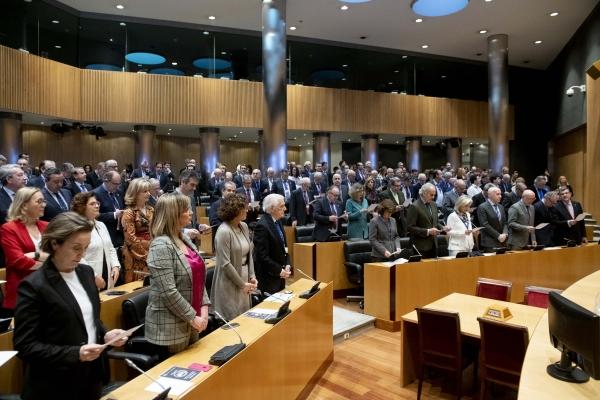 La profesión médica renueva su compromiso con la sociedad en el Congreso de los Diputados.