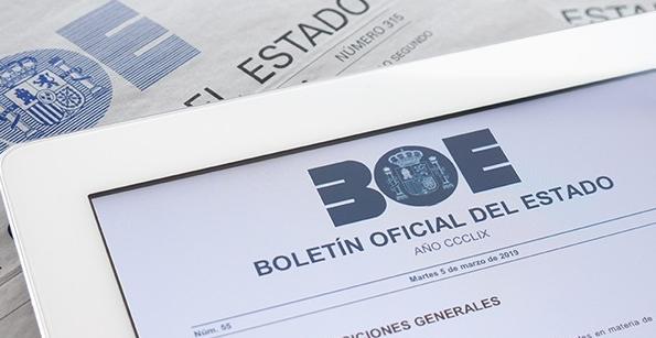 El BOE publica el inicio de plazos para realizar las evaluaciones y la fecha final de residencia o de año formativo de los profesionales sanitarios.