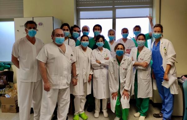 """En primera línea contra la COVID-19 en Navarra. Dr. Tomás Rubio: """"Me quedo con el trabajo multidisciplinar y en equipo, experiencia que deberíamos continuar practicando""""."""