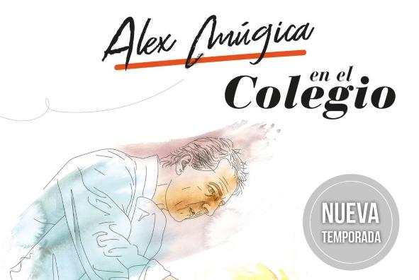 """Álex Múgica en el Restaurante El Colegio: """"La calidad está en dar bien de comer y ofrecer un buen servicio""""."""