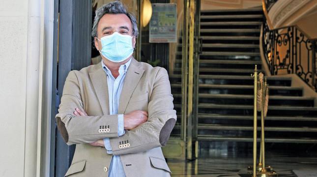 """Entrevista a Rafael Teijeira: """"Hay incertidumbre: no tenemos certeza de que el sistema no se volverá a tensionar""""."""