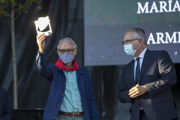 """Vicente Estremera: """"Necesitamos una respuesta unida para enfrentar una pandemia que todavía no ha cedido""""."""
