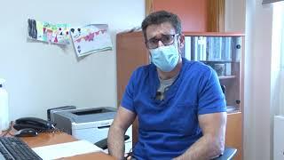 Médicos del Centro de Salud de Cascante analizan en un video la situación y las medidas adoptadas para la mejora de la atención a sus pacientes.