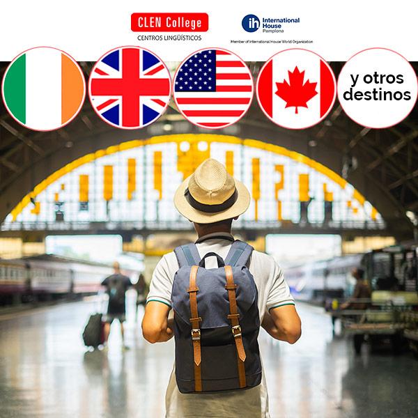 Sesión informativa VIA ZOOM para estudios académicos en el extranjero organizada por CLEN COLLEGE: Martes, 15 de diciembre, a las 18,30 horas.