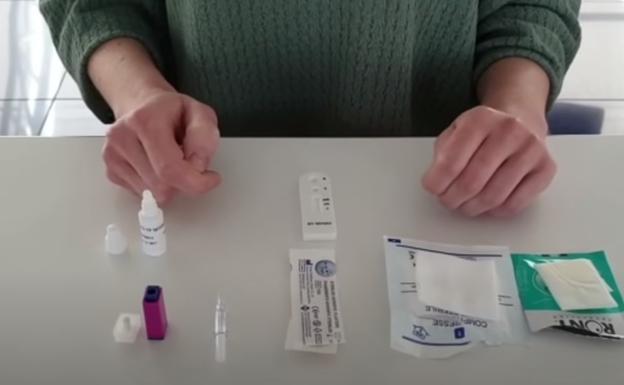 La OMC alerta sobre el riesgo del uso de auto test o test en las Farmacias como falsos elementos de seguridad ante las celebraciones de Navidad.