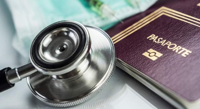 En Navarra, 51 médicos solicitaron el certificado de idoneidad para salir fuera de España. Un 8% lo hicieron.
