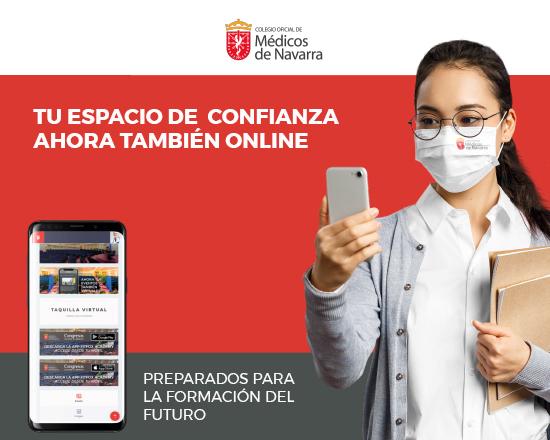 FÓRMATE EN TU COLEGIO: El Colegio de Médicos ofrece a colegiados y sociedades científicas un plataforma online de formación continuada acreditada.