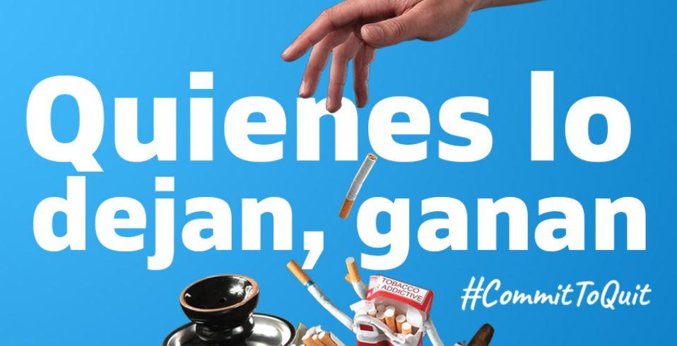 Desciende el porcentaje de personas fumadoras en Navarra en tres años y se sitúa en un 18%.