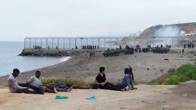 Crisis con Marruecos: El CGCOM alerta sobre los riegos en Salud en las ciudades autónomas de Ceuta y Melilla.
