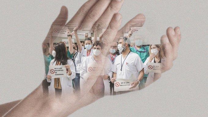 El colectivo MIR, abocado a la movilización ante la falta de soluciones de Sanidad al conflicto por la adjudicación de plazas.