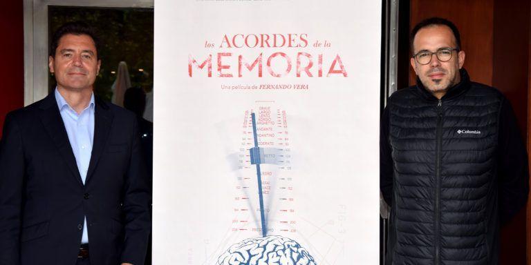 """La Clínica Josefina Arregui protagoniza el documental cinematográfico """"Los Acordes de la Memoria"""", que se estrena en Madrid."""