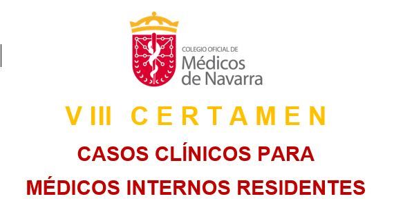 Convocado el VIII Certamen de casos clínicos para médicos internos residentes.