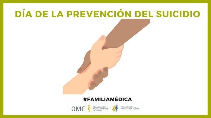 En el Día de la prevención del suicidio, los colegios de médicos alertan del aumento de los riesgos para la salud mental de los profesionales por la pandemia.